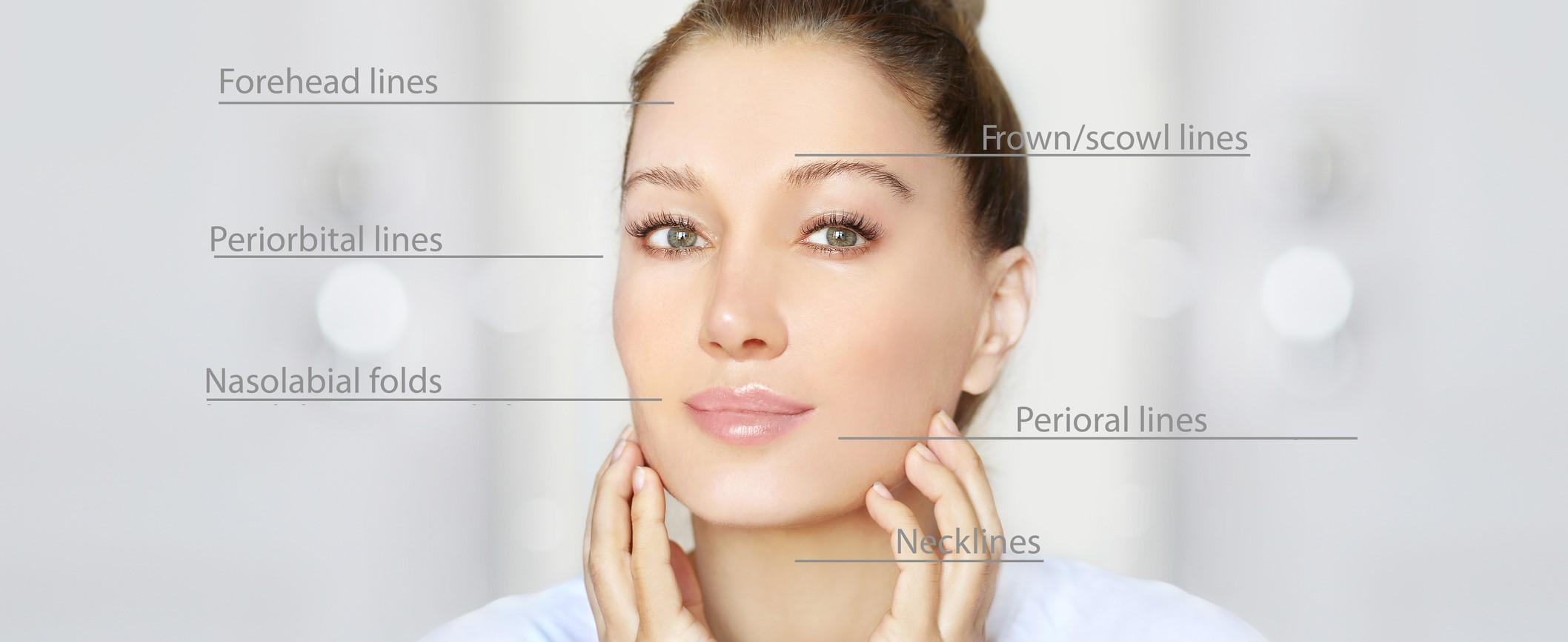 what areas I should address with Botox?